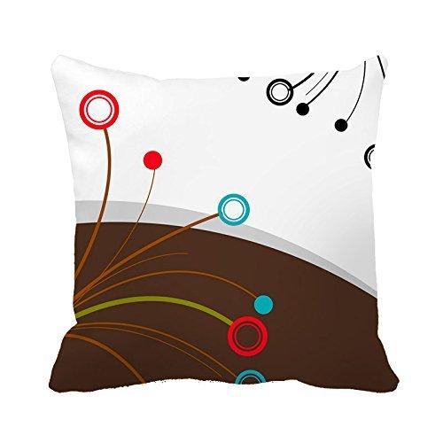 yinggouen colorido Círculo decorar para un sofá funda de ...