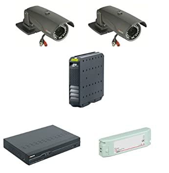 Kit de Videovigilancia Bticino 391528 391719 391853 310090 X 2: Amazon.es: Bricolaje y herramientas