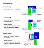 Erokku Electric Magnetic Door Lock | 600lbs/272kg