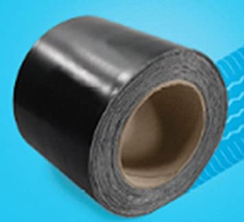 10/' x 55/' 90 MIL BLACK EPDM RUBBER ROOFING BY THE LOTTES COMPANIES