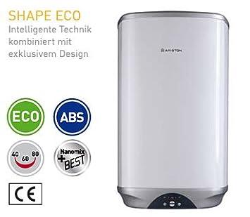 Hotpoint Sapre Eco 80 V Depósito (almacenamiento de agua) Sistema de calentador único Vertical