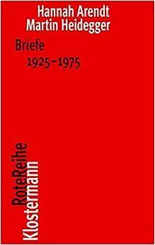 Book Briefe 1925 Bis 1975 Und Andere Zeugnisse (Klostermann Rotereihe)