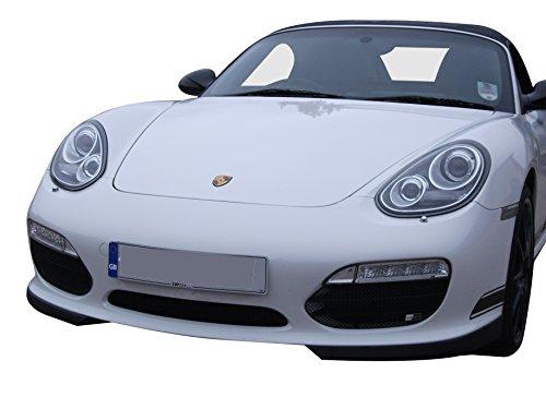 Porsche Boxster 987.2 Tiptronic - Front Grille Set - Black finish (2009 to 2013)