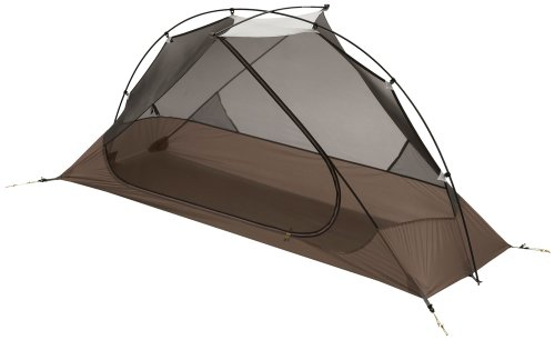 MSR Carbon Reflex 1 tunnel tent grey/green