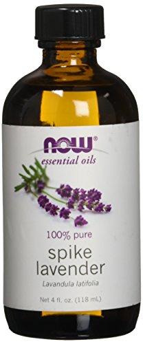 NOW Spike Lavender Oil Ounce