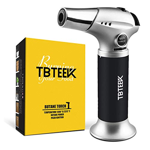 TBTEEK Butane Torch Kitchen