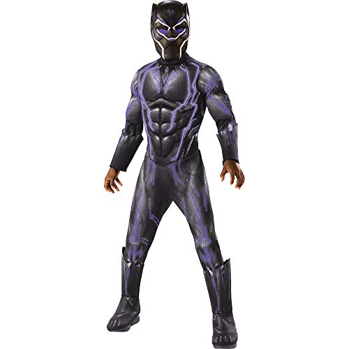 Discount Halloween Costumes - Rubie's Costume Light-Up Black Panther, Black