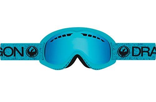 Dragon Alliance DX Smoke Ski Goggles, Blue