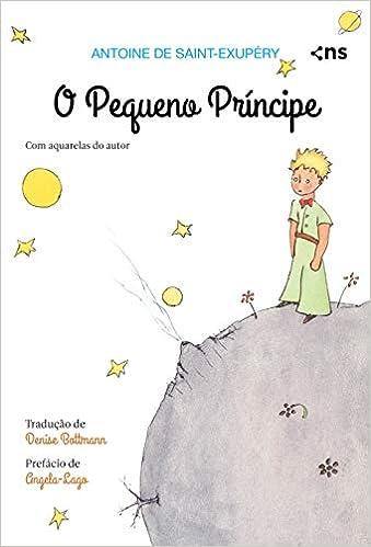 O Pequeno Príncipe - Edição Luxo - Capa Branca: Exupéry, Antoine ...