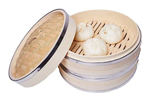 10 bamboo steamer - 3