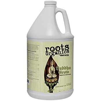 Roots Organics Buddha Grow Fertilizer, 1-Quart