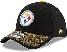 f88d50383 Era Pittsburgh Steelers Nfl 39thirty Cap - Black yellow UPC 192525333562