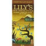 Lily's Sweets 40% Creamy Milk Chocolaty Bar, 85g