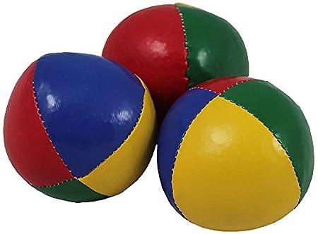 Juggle Dream - Pack de 3 x Bolas de Malabares Profesionales (4 ...