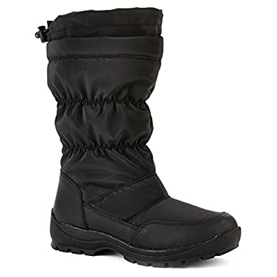 Amazon.com | Cougar Womens Minty 6 Waterproof Snow Boots