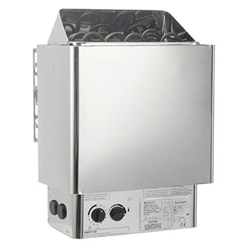 GIMAX Equipo eléctrico y Suministros, Otros Equipos eléctricos, 220 V-380 V, 3 K-9 KW, Estufa de Calentador de Sauna...