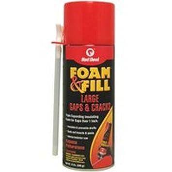Poliuretano Triple - Martillo de aerosol de espuma expansiva foamsealant [Juego de 12]: Amazon.es: Jardín