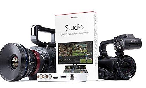 Livestream Studio Software 5 Live Production Switcher Software