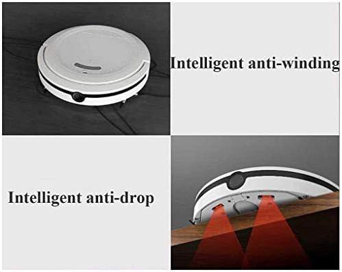 8bayfa Troisième Vitesse Balayer Robot Haute capacité APP à Distance Smart Monitor aspirateur avec stéréo Bluetooth