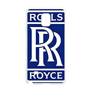 Happy Rolls-Royce sign fashion cell phone case for Samsung Galaxy Note4