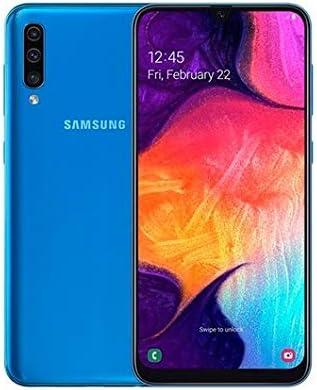Samsung Galaxy A50 Dual SIM 128GB 4GB RAM SM-A505FN/DS Blue ...