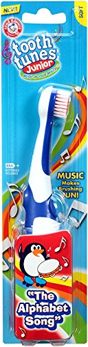 Price comparison product image Arm & Hammer Tooth Tunes Junior Toothbrush