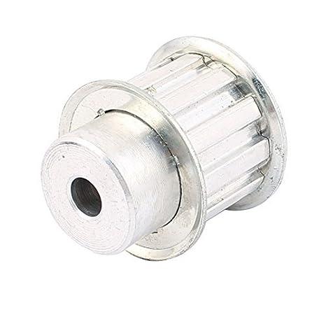 eDealMax XL11 21 mm Ancho de banda de 8 mm taladro 11 Dientes Polea de temporización Síncrono tono de plata - - Amazon.com