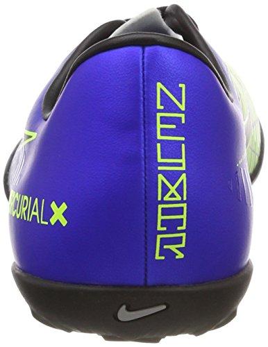 NJR Blue Jr NIKE Vctry Unisex 407 Chr Tf Kids' Vi MercurialX Fitness Racer Multicolour Shoes Black wqY7Y1E