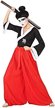 DISBACANAL Disfraz de Samurai para Mujer - -, M-L: Amazon.es ...