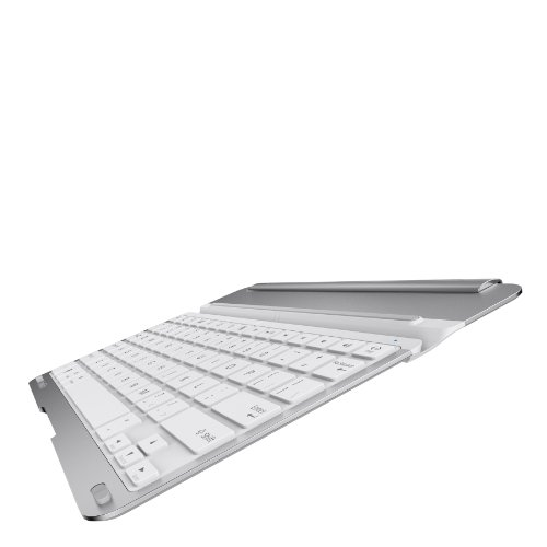 Belkin QODE Thin Keyboard White