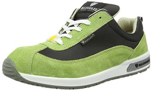 Maxguard Desiree D376 - Calzado de protección Unisex adulto verde (verde)