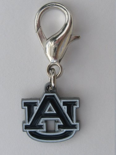 NCAA Licensed Auburn University Tigers Collar Charm