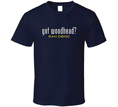 Tshirtshark Got Danny Woodhead San Diego Football Player Funny Fan T Shirt 2XL Navy