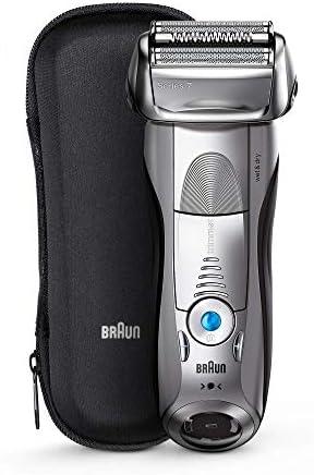 ブラウン メンズ電気シェーバー シリーズ7 7893s 4カットシステム 人工知能 自動調整 水洗い お風呂利用可