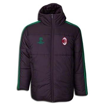 akár 80% megtakarítás őrült ár uk rendelkezésre állás adidas Soccer Replica Jacket: adidas AC Milan Europe Padded Jacket ...