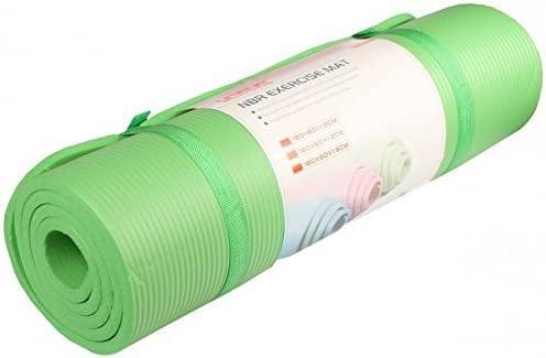 LiveUp Sports – Esterilla colchoneta grosor 1,2 cm tamaños 180 x 60 Yoga Pilates aeróbico Gimnasio