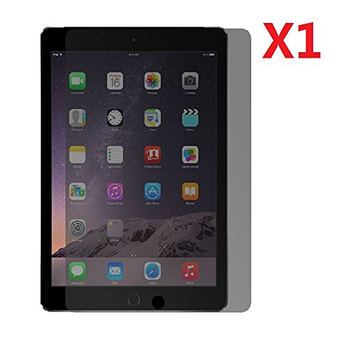 EVERMARKET Premium Privacy Tempered Glass 9H-Hardness Screen Protector Flim for Apple iPad Mini 1 2 3 - 1 Pack