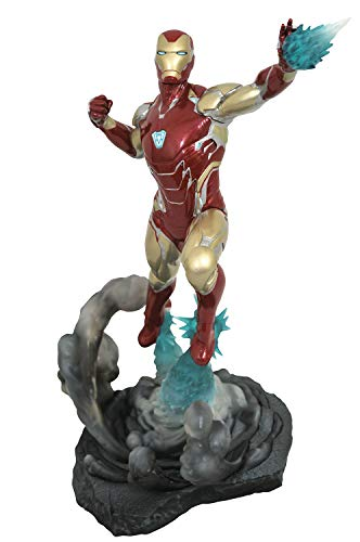 DIAMOND SELECT TOYS Marvel Gallery: Avengers Endgame Iron Man Mk85 PVC Figure