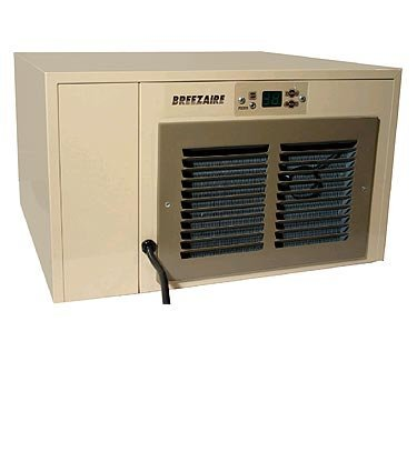 - Breezaire WKCE-2200 Compact Wine Cellar Cooling Unit with Digital Temperature Dis