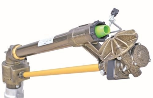 Yuzuak JET50T Gear Drive Sprinkler Big Water Gun by DALYA IRRIGATION