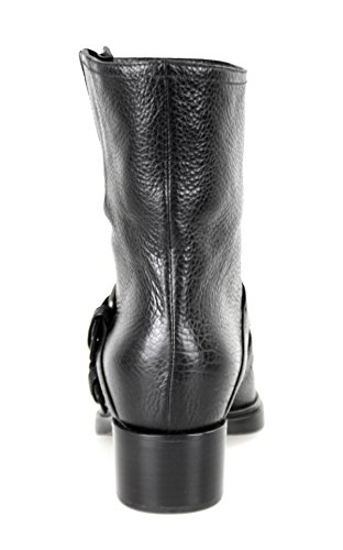 Miu Miu Women's 5U8855 Leather Half-Boot NAMbrZX0