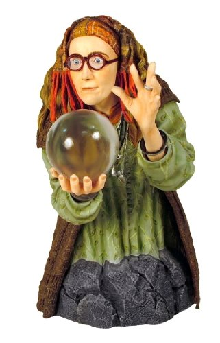 Gentle Giant Harry Potter Bust - Gentle Giant Harry Potter: Professor Trelawney Mini-Bust