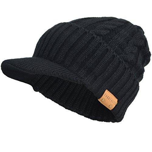 Knit Cadet Cap - 2