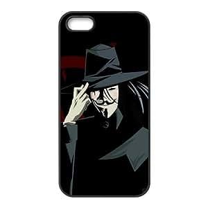 iPhone 4 4s Cell Phone Case Black Vendetta OJ613725