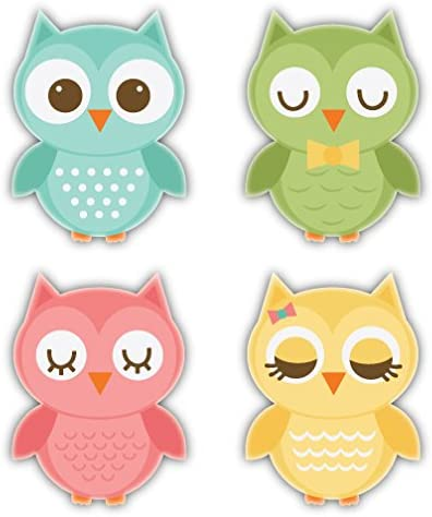 Nourish Owl Fridge Magnets