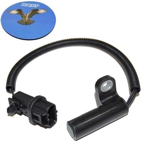 HQRP Cam Shaft Camshaft Position Sensor for Jeep Grand Cherokee 1997 1998 1999 2000 2001 2002 2003 2004 97 98 99 00 01 02 03 04 plus HQRP Coaster (Hqrp Camshaft Position Sensor)
