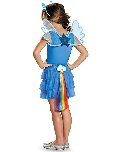 Rainbow Dash Child Costume Kit