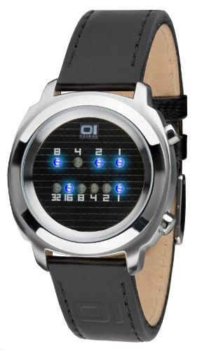 7221724b22ec The One Reloj Binario Zerone ZE102B1  Amazon.es  Relojes
