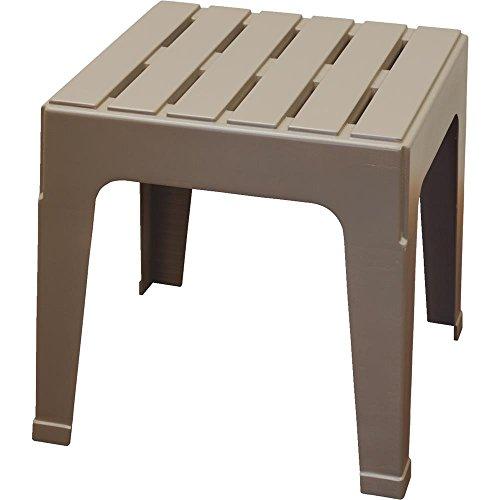 Adams Manufacturing Stack Table, Portobello Review