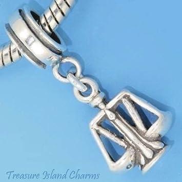 Collar de plata de ley 925 con colgante de balanza de la ...